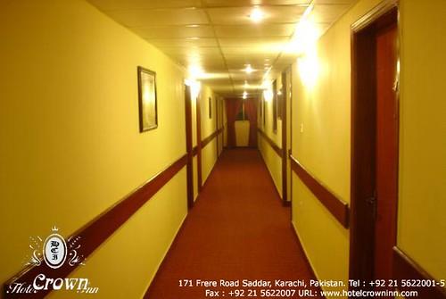 Hotel Crown Inn Karachi Pessage Hotels in Karachi