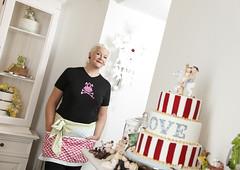 Betty (Bettys Sugar Dreams) Tags: cake germany hamburg torte torten weddingcakes hochzeitstorten bettyssugardreams bettinaschliephakeburchardt bastibranzko