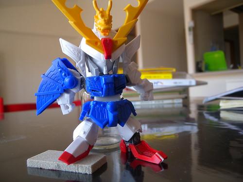 Musha Z Gundam(25%)