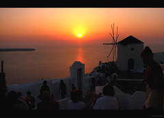 Santorini, Greece    (Surrealplaces) Tags: blue island greek islands europe mediterranean atlantis santorini greece griechenland cyclades grece thira agean grcia   ccladas