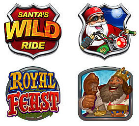 Santa's Wild Ride slot
