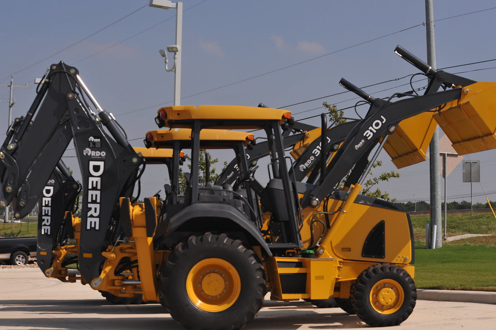 John Deere Construction Equipment