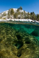 Seldom Seen Sand Harbor - Lake Tahoe, Nevada (Jim Patterson Photography) Tags: travel trees lake snow nature landscape rocks underwater nevada wideangle sandharbor tokina1017mm nikond300 jimpattersonphotography jimpattersonphotographycom seatosummitworkshops seatosummitworkshopscom