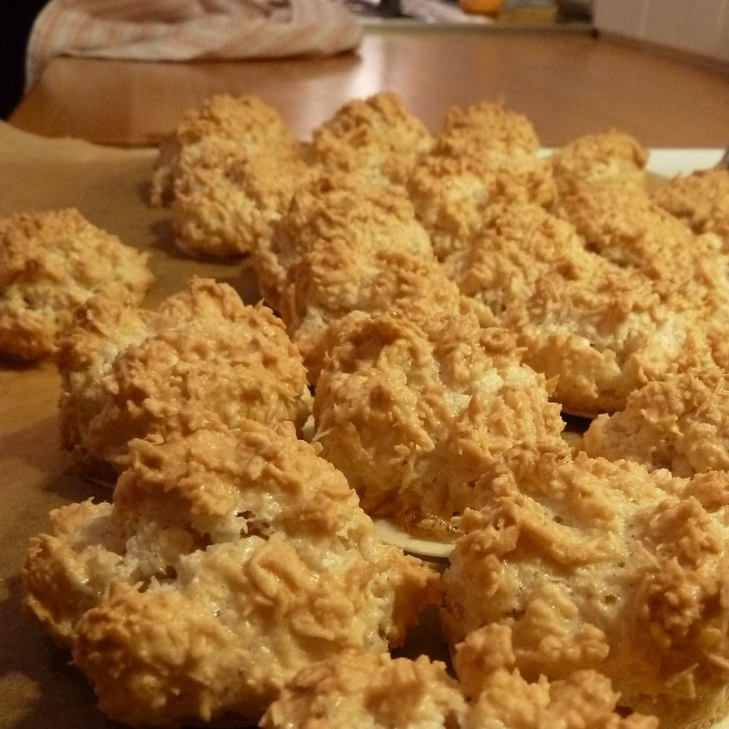 Weihnachtsplätzchen Kokosmakronen.The World S Best Photos Of Kokosmakronen Flickr Hive Mind