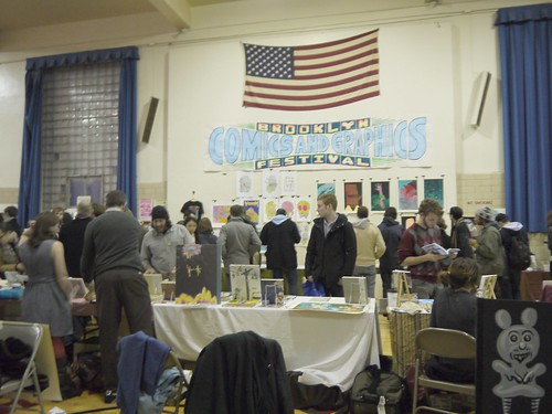 Brooklyn Comics and Graphics Fest