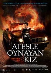 Ateşle Oynayan Kız: Millennium Üçlemesi 2 - The Girl Who Played With Fire (2010)
