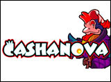 Cashanova video slot machine