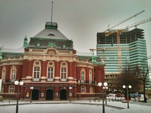 Musikhalle Hamburg Baustelle