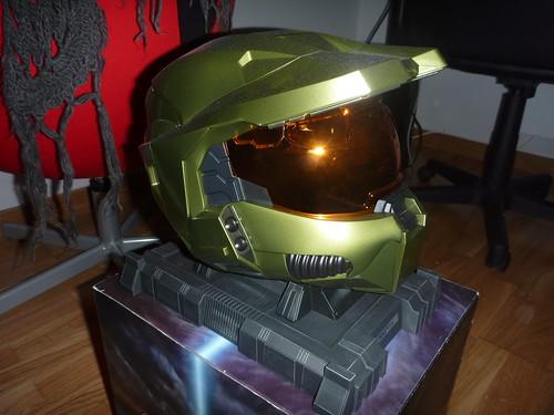 Casco Jefe Maestro Halo 3