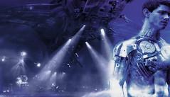 jacob as terminator (felice monda) Tags: light jacob impact terminator ourtime