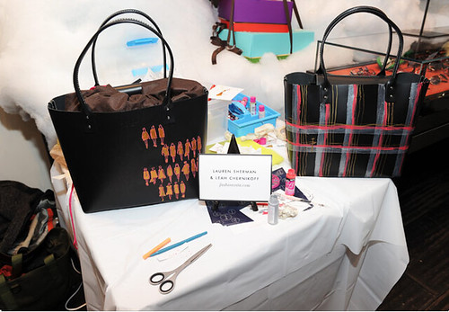 Kate Spade Totes with our Tulip® Soft Paints