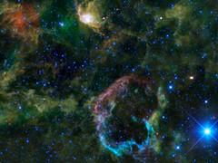 IC443 bulutsusu (Astronomi Diyarı) Tags: wise gemini ikizler ic443 bulutsu bulutsufotoğrafları uzayfotoğrafları