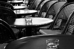 Untitled (Melanie Alexandra Photography) Tags: paris france cafe chairs