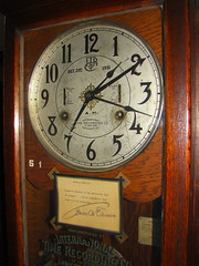 Edison time clock