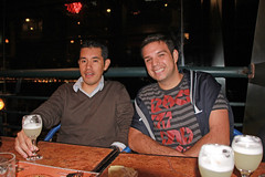 Mario & Martn (daniel.virella) Tags: amigos lima primos per miraflores larcomar pisco piscosour