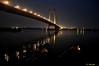 2nd Hoogly Bridge (Vidyasagar Setu) (Anjan05) Tags: india nikon kolkata westbengal cablestaybridge 2ndhooglybridge cityofjoy prinsepghat incrediblebengal poschimbangla anjan05