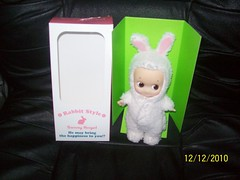 Sonny Angel Bunny Doll ( Veronica ) Tags: bunny angel doll plush sonny kewpie
