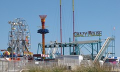 Amusement Park in Atlantic City