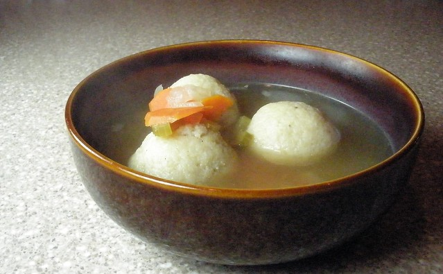 matzo ball soup 009