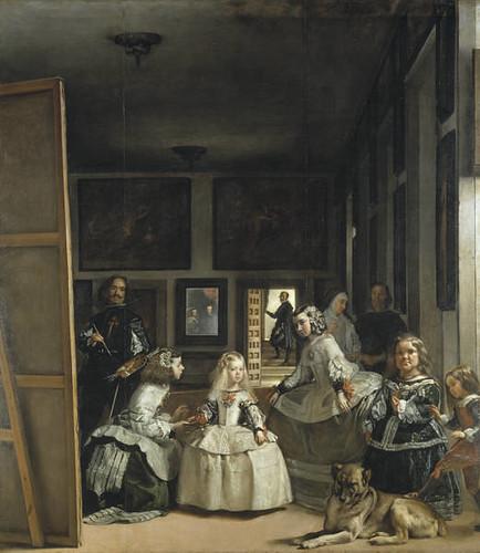 Las Meninas - Prado -Velazquez