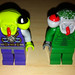 LEGO Collectible Minifigures Series 3 Alien vs  Space Police 3