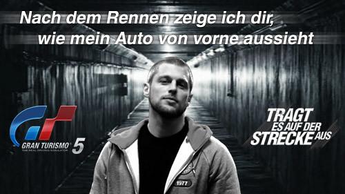 Lustige Rennfahrer SprГјche
