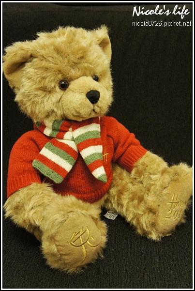 Harrods熊