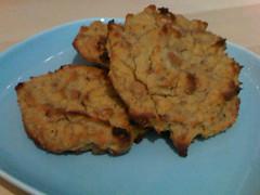 Parsnip cookies 2