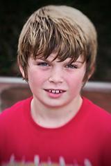 Ethan (Brittan McGinnis) Tags: sports lensbaby football ethan kidsfamily