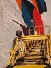 WOMAN ON BOAT (work in progress)