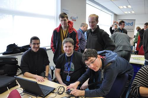 PEG Robot Racing Team