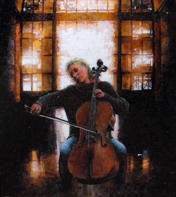 Mosaic Artist - Atsuko Laskaris - Soloist Mosaic