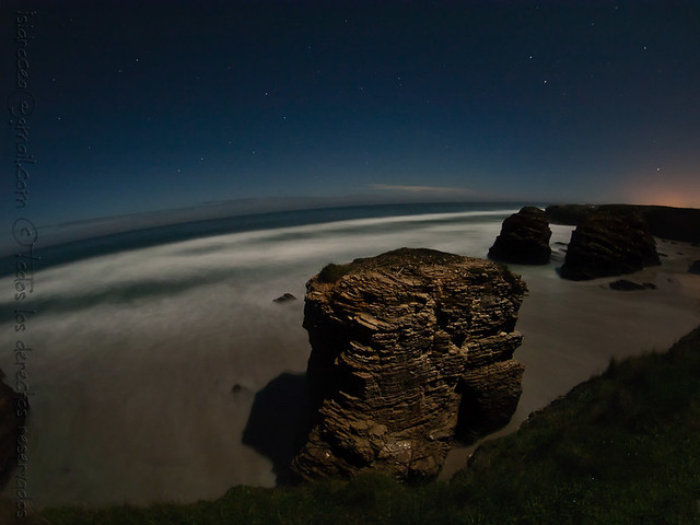 Praia das Catedrais (Un paraíso)