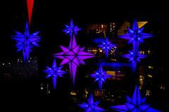 Holiday Lights at the Time Warner Center (raelala) Tags: christmas nyc newyorkcity holiday newyork stars lights manhattan christmaslights columbuscircle holidaylights timewarnercenter morgenstern canon7d christmasdisplayattimewarnercenter timewarnercenterchristmasdisplay timewarnerchristmasdisplay