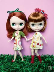 Rebecca e Cecília