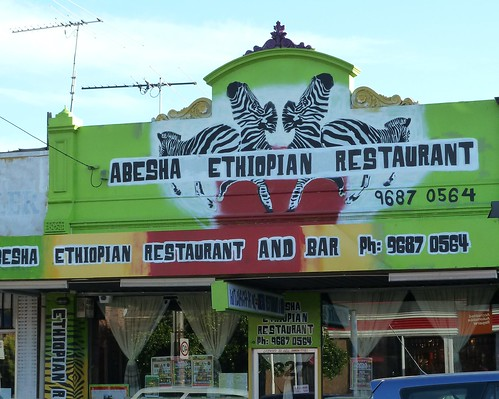 Abesha Footscray