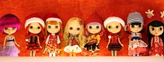 A Dolly Christmas Gathering