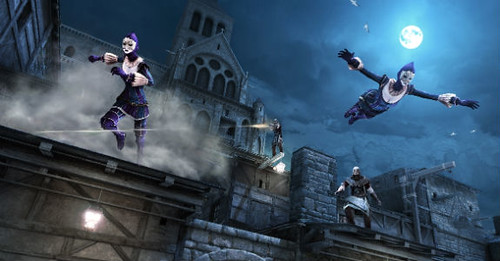 Assassins Creed: Brotherhood Animus Project 1.0 DLC is Now Live