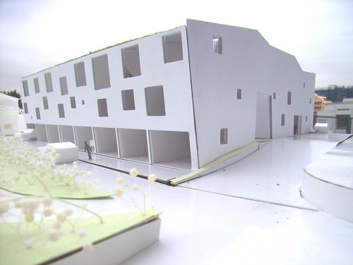 Multifamily housing of Senzoku_02