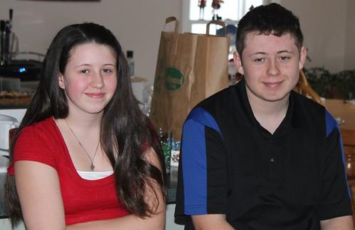 Rachel & Will