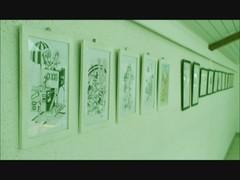 Graffiti Summer collective exhibition (cut) (GhettoFarceur) Tags: summer de graffiti video dr au style super exhibition des moderne boo fusion pour ghetto santo jfais gf collective merde paum gorg sarin reso rimes farceur zepha zekw 100tor superpaum graffuturism franeck thabituer