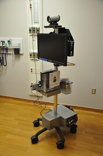 """Telemedicine Cart"""