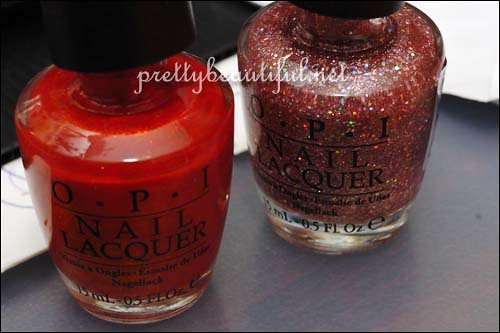 OPI Katy Perry - Teenage Dream
