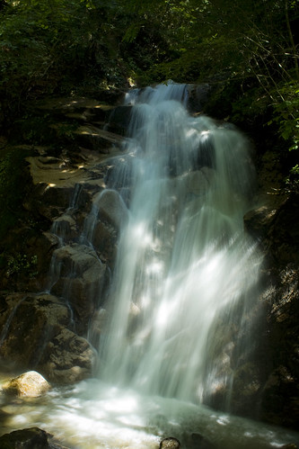 Waterfall in Nakasendo Route
