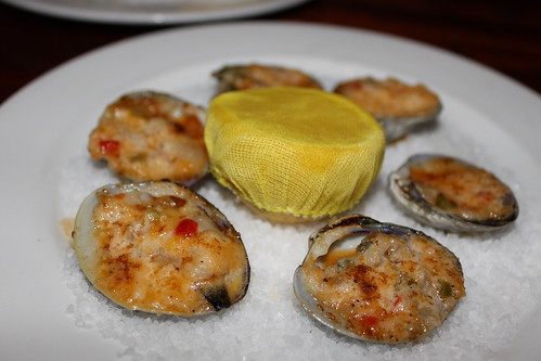 Dave's Clams-Casino