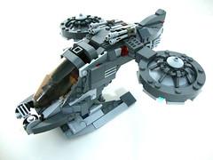 LEGO  Halo Hornet (aabbee 150) Tags: lego halo hornet