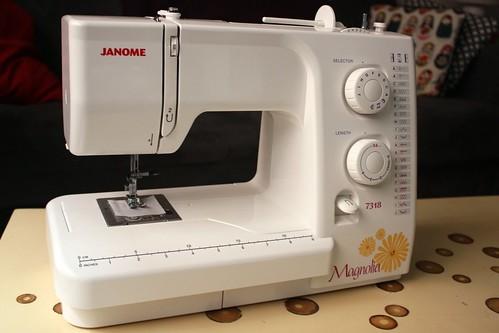 Sewing Machine Christmas