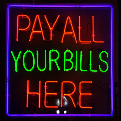 Pay All Your Bills Here
