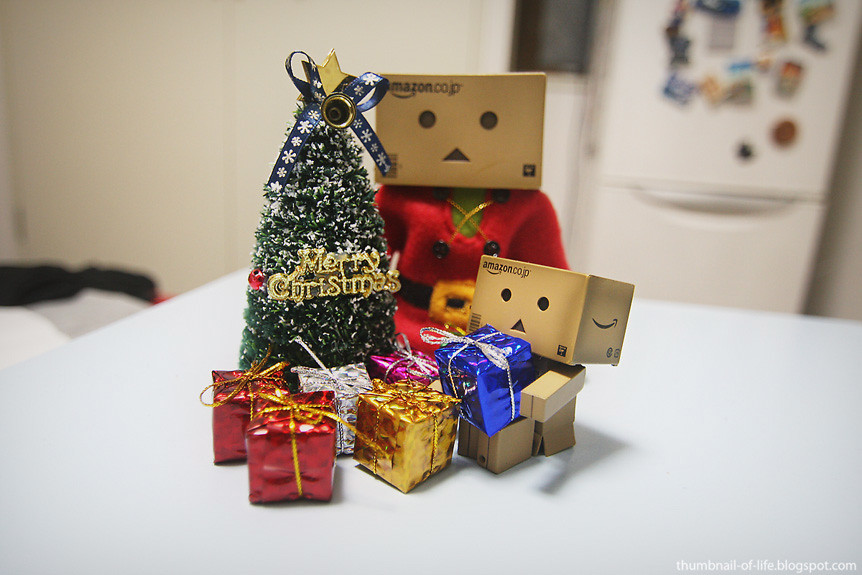 Danbo Love Presents :)