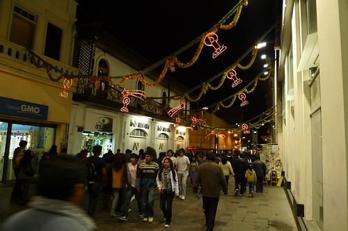 Christmas -  Arequipa, Peru